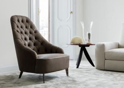 VANESSA CAPITONNÉ沙发椅