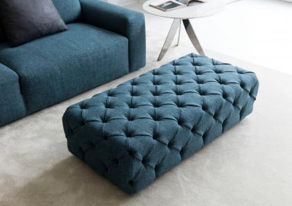 CAPITONNÉ沙发凳