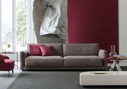 RIBOT皮艺沙发