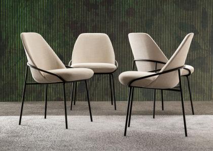 JACKIE设计椅子