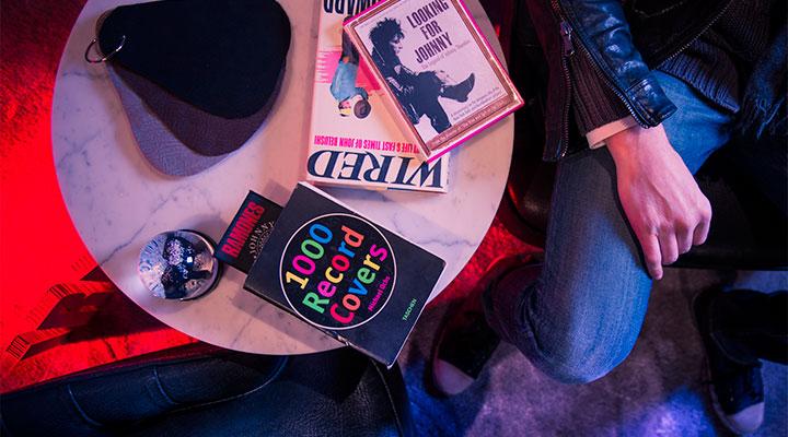 思想, 唱片唱片与访问#Bertolive